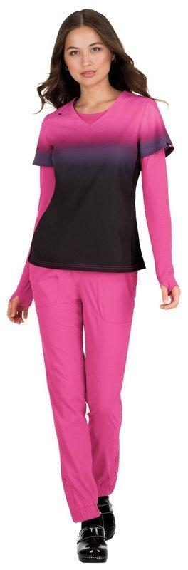 Casacca KOI LITE REFORM Colore Flamingo/Black