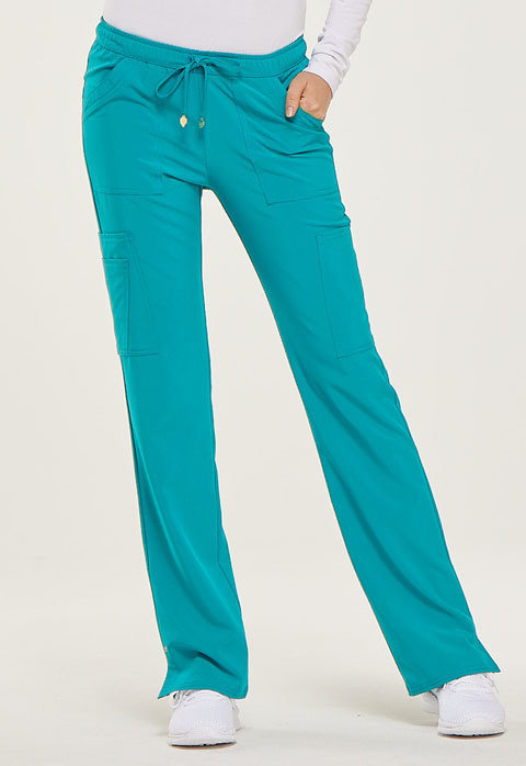 Pantalone HEARTSOUL HS025 Donna Colore Teal Blue