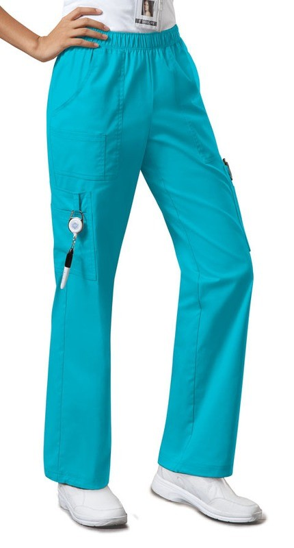 Pantalone CHEROKEE CORE STRETCH 4005 Colore Turquoise