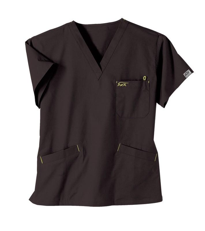 Casacca IGUANAMED 5400 Unisex Colore  19. Carbon Black - FINE SERIE