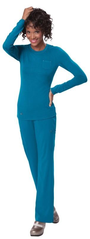 Maglietta KOI SAPPHIRE Sandra Donna Colore 78.Ultramarine - FINE SERIE