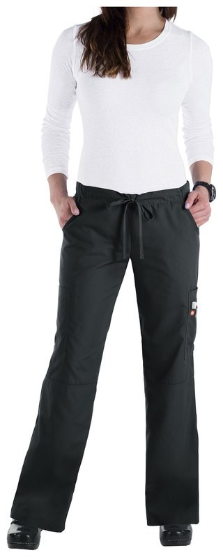Pantalone Orange LAGUNA Donna Colore 02. Black - FINE SERIE