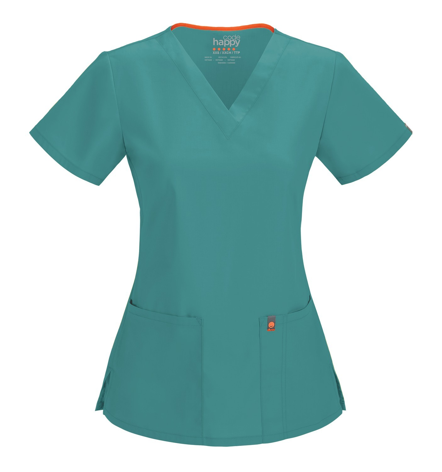 Casacca Code Happy 46607AB Donna Colore Teal