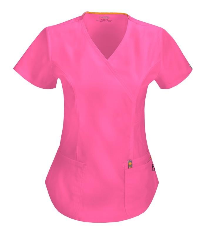 Casacca Code Happy 46601A Donna Colore Shocking Pink - FINE SERIE