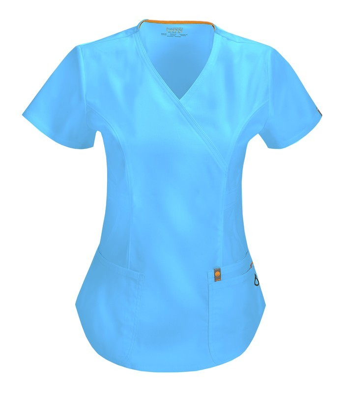Casacca Code Happy 46601A Donna Colore Turquoise - FINE SERIE