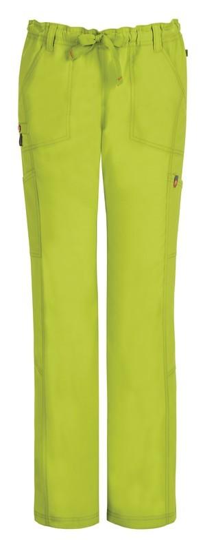 Pantalone Code Happy 46000AB-P Donna Colore Palm Tree