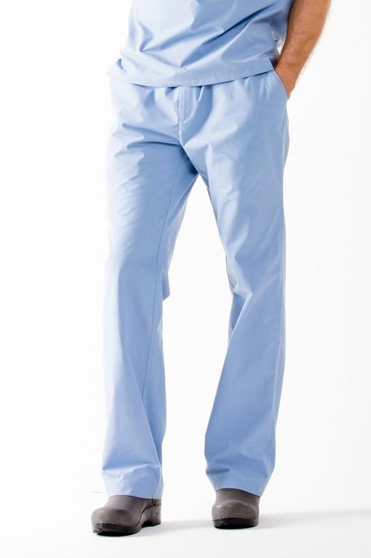Pantalone Medelita Modern Fit Uomo Colore Pool ULTIMI PEZZI