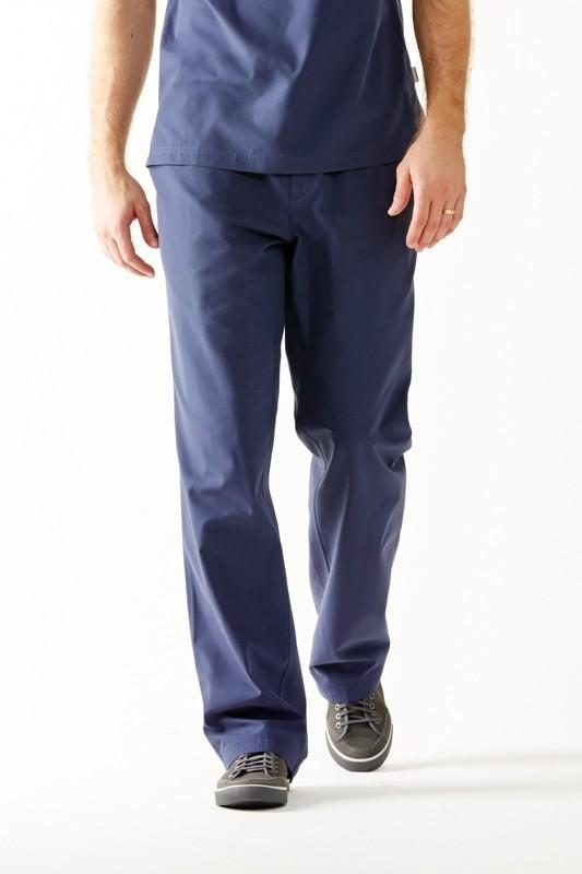 Pantalone Medelita Modern Fit Uomo Colore Baltic ULTIMI PEZZI