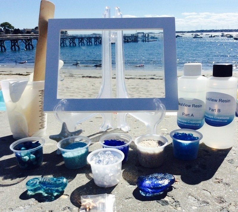 Seascape Window Kits for 4