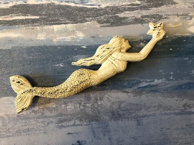 Mermaid with Sea Star