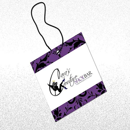 Hang Tag Printing (Size 2