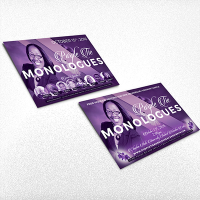 Postcard Printing 4 x 6