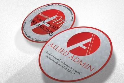 Circular Label Printing