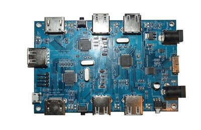 Refurbished BlisSTer board.