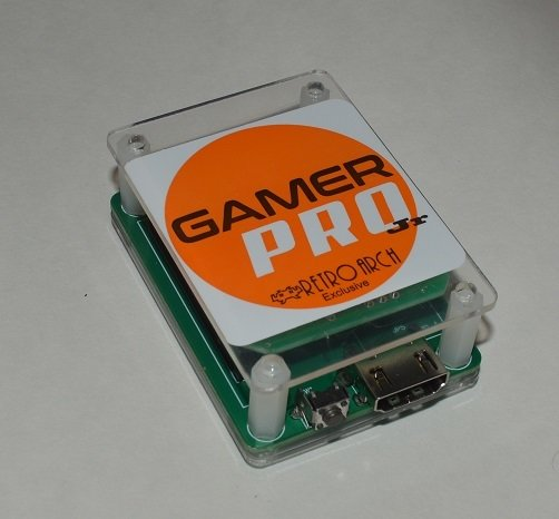 Gamer-Pro jr RA exclusive (includes 5 cables) 0001-02-1000