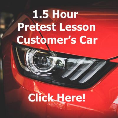 1.5 Hour Pretest (Customer's Car)