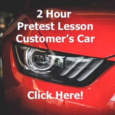 2 Hour Pretest (Customer's Car)