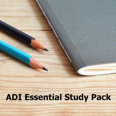 ADI Essential Study Pack