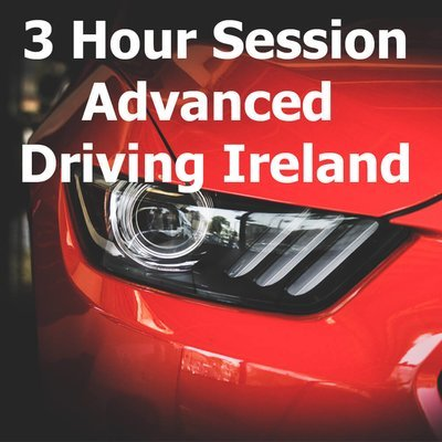 3 Hour Advanced Driving Lesson