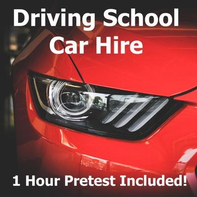 Car Hire & Pretest Lesson