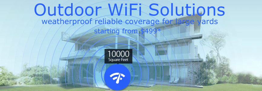 Outdoor Wifi Installation 191311000307
