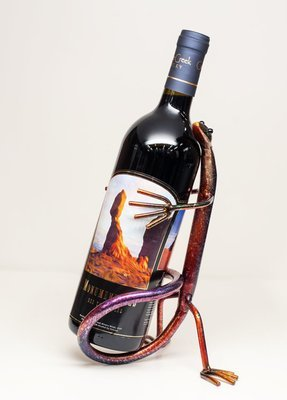 Lizard Bottle Holder #4