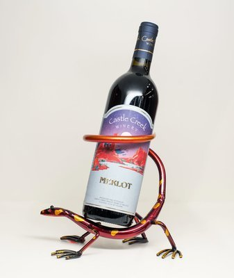 Lizard Bottle Holder #6