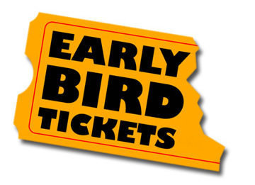 Early Bird Ticket - $20