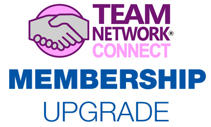 Team Network Connect Membership Upgrade