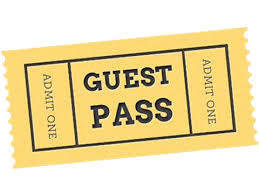 Extravaganza Guest Ticket - Admit One Person
