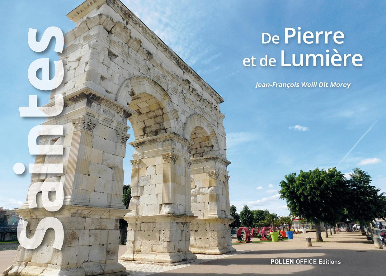 """Livre """"Saintes, de Pierre et de Lumière"""" 00004"""