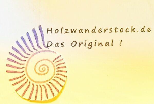 Holzwanderstock.de - Traditionelle Stöcke - Das Original aus Franken!