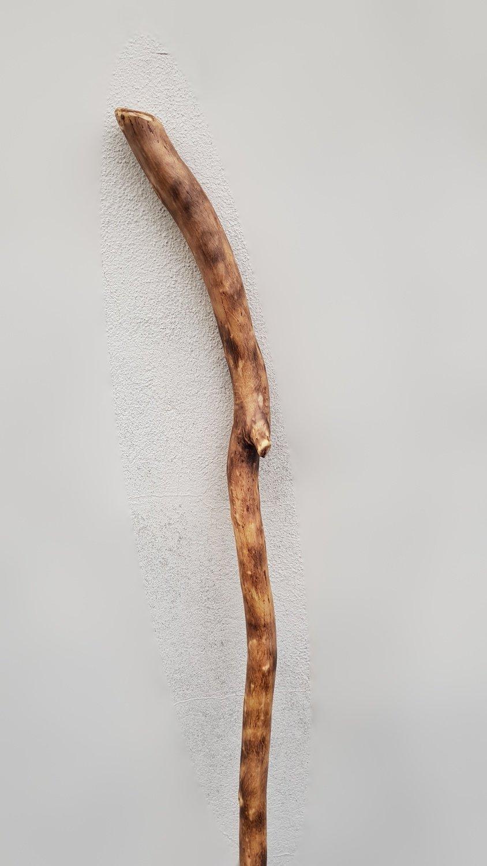 """Holzstab """"Frija"""" - Druidenstab - das Original aus Franken"""