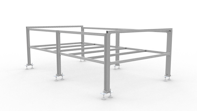 Routakit HD Leg Stand Kit