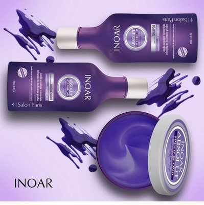 INOAR SHAMPOO AND CODITIONER   set