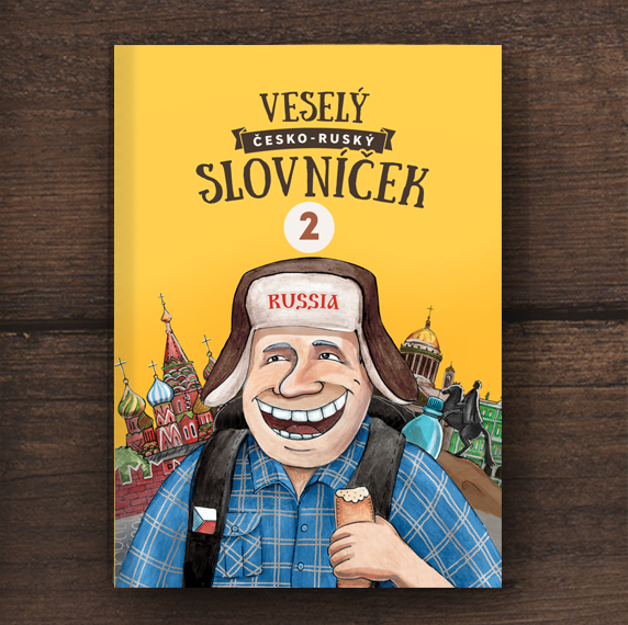 🇷🇺 Чешско-Русский Словарик 2  /  🇨🇿 Česko-Ruský Slovníček 2  /  🇬🇧 Czech-Russian Dictionary 2