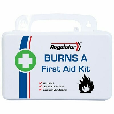 AFAKBNA Weatherproof Burn Kit 13*21*7.5cm