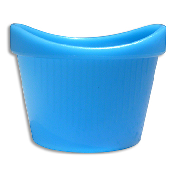 Eye Bath Plastic Blue