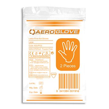 Latex Powder Free Glove Pairs (large)