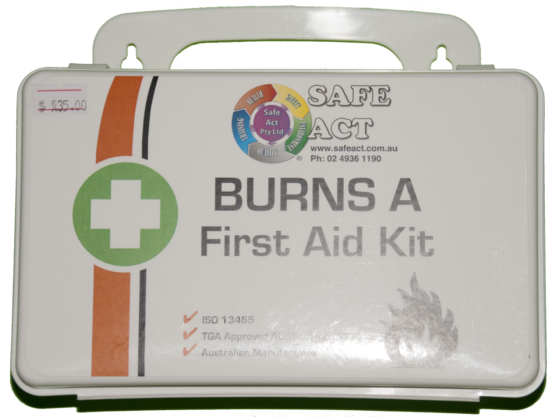AFAKBNA Weatherproof Burn Kit 13*21*7.5cm