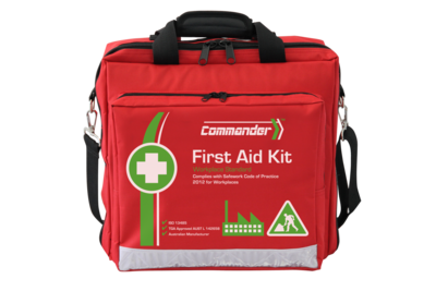 AFAK6S Large Worplace Soft Pack First Aid Kit 25*16*10cm
