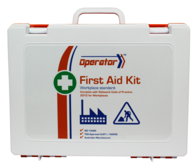AFAK5C Worplace rugged plastic First Aid Kit 26.3*34.7*11cm
