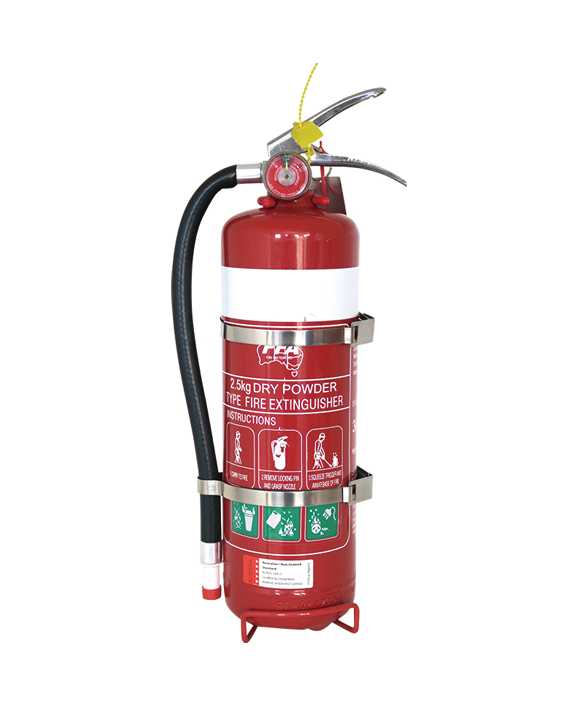 Fire Extinguisher 2.5kg ABE DCP 3A40BE