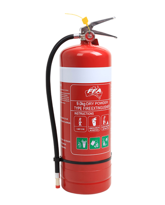 Fire Extinguisher 9.0kg ABE DCP 6A80BE