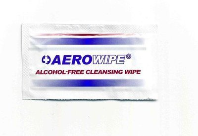 Disposable Wound Cleansing Wipe