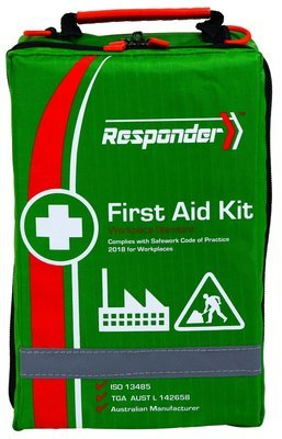First Aid Kit, Workplace, Softpack 25*16*10cm