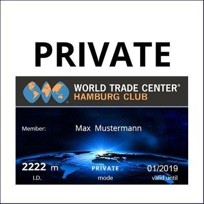 Mitgliedschaft: PRIVATE