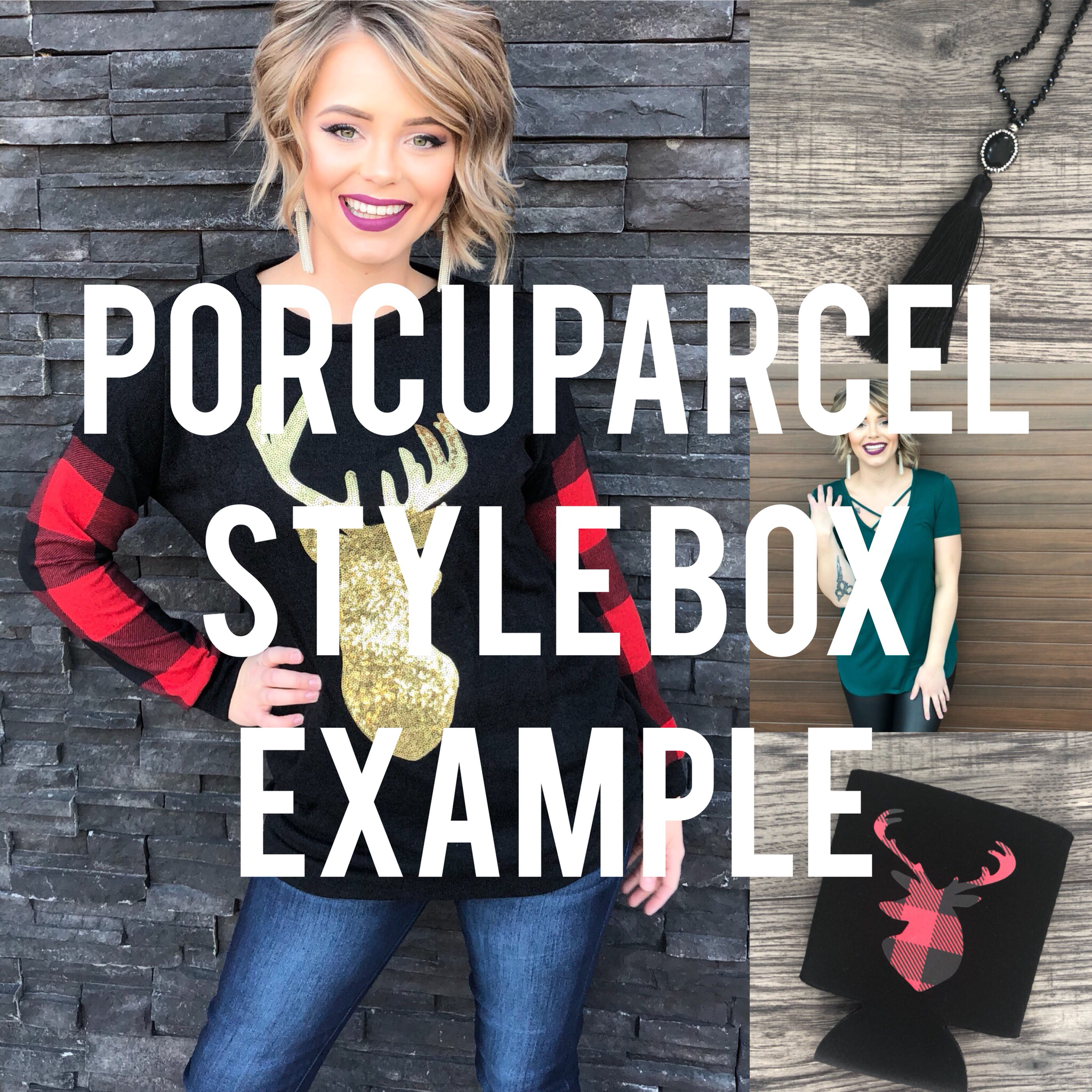 The Porcuparcel Accessories Easter Egg Box - April