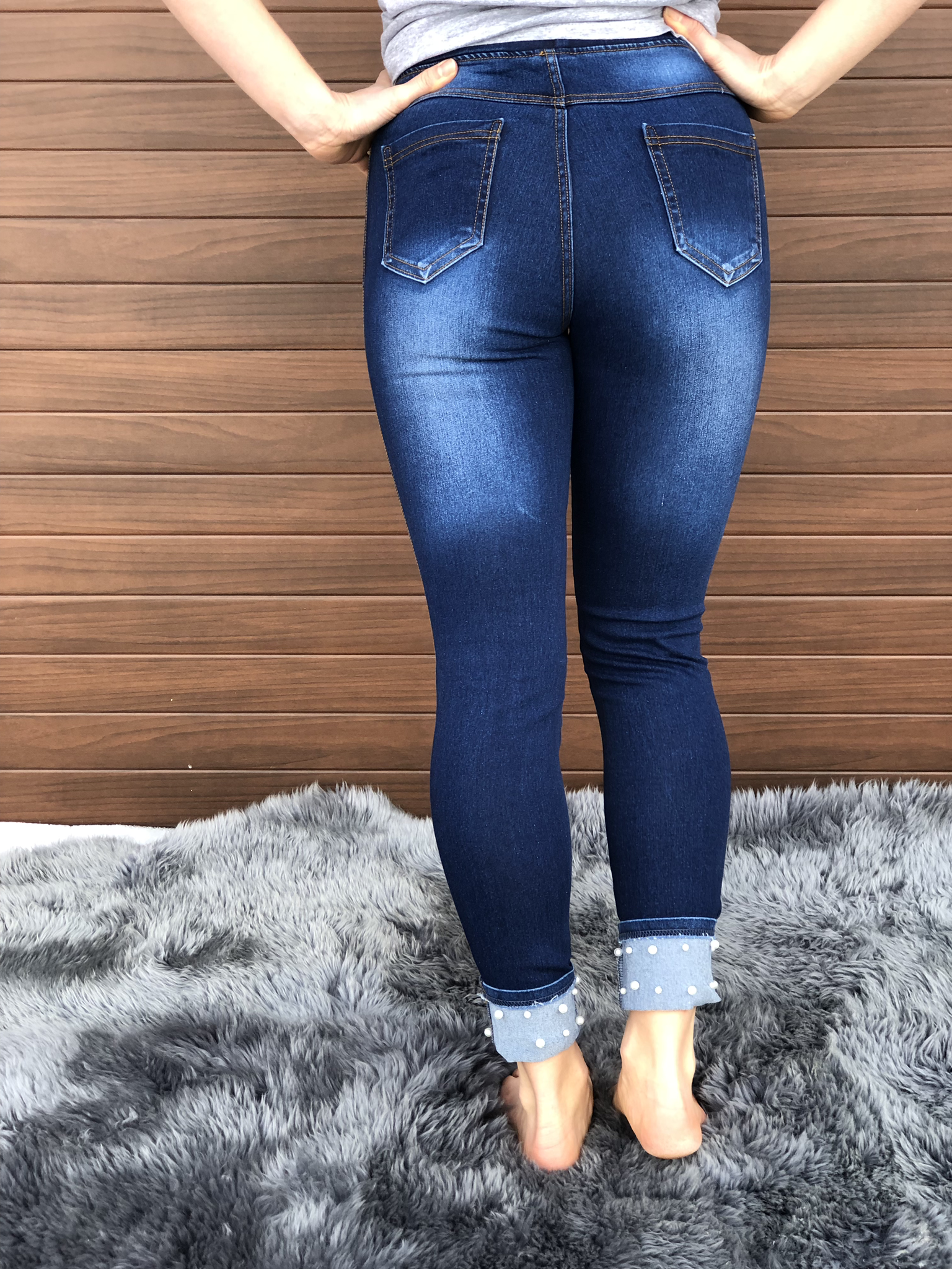 Crazy In Comfort Jeggings - 5035