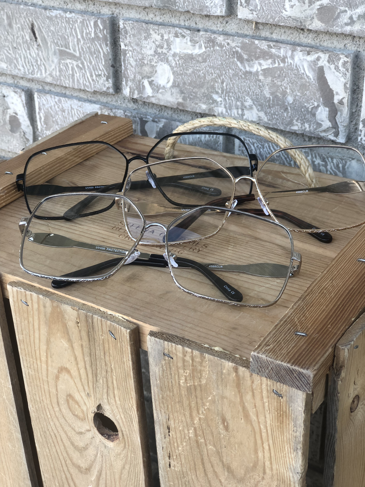 The Wire Framed Fashion Glasses 99999981879